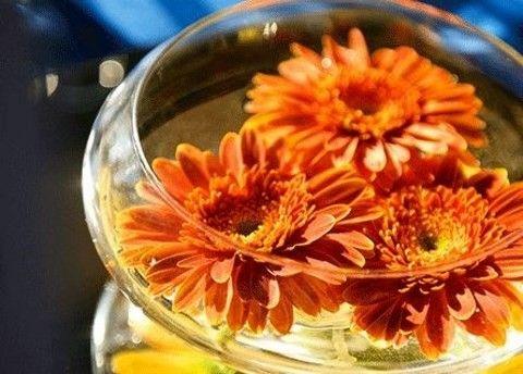 45 Fall Wedding Centerpieces That Inspire | HappyWedd.com