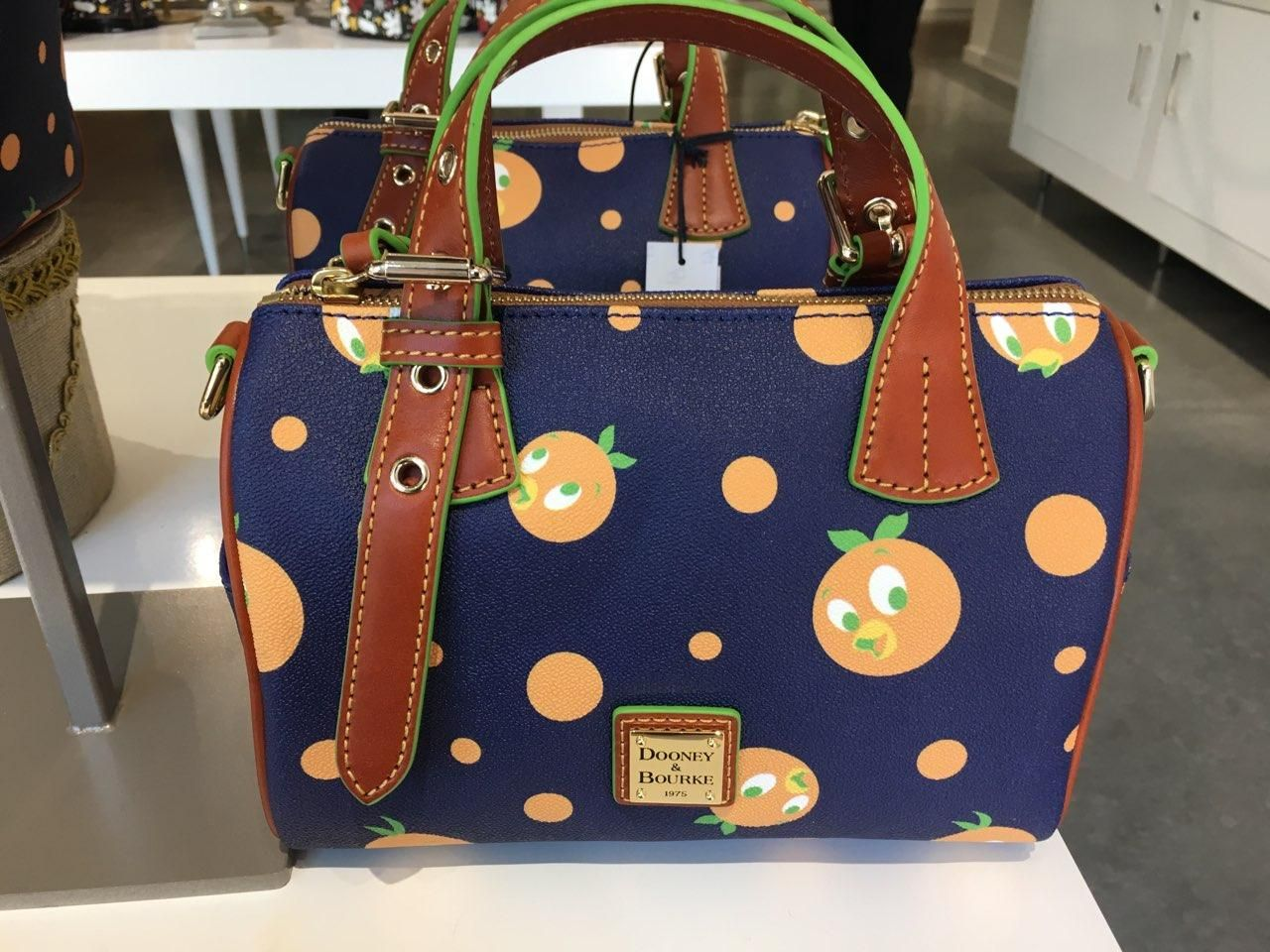 c30c3dc5960d The Orange Bird Dooney and Bourke Bags Have Arrived And They Are Heavenly!
