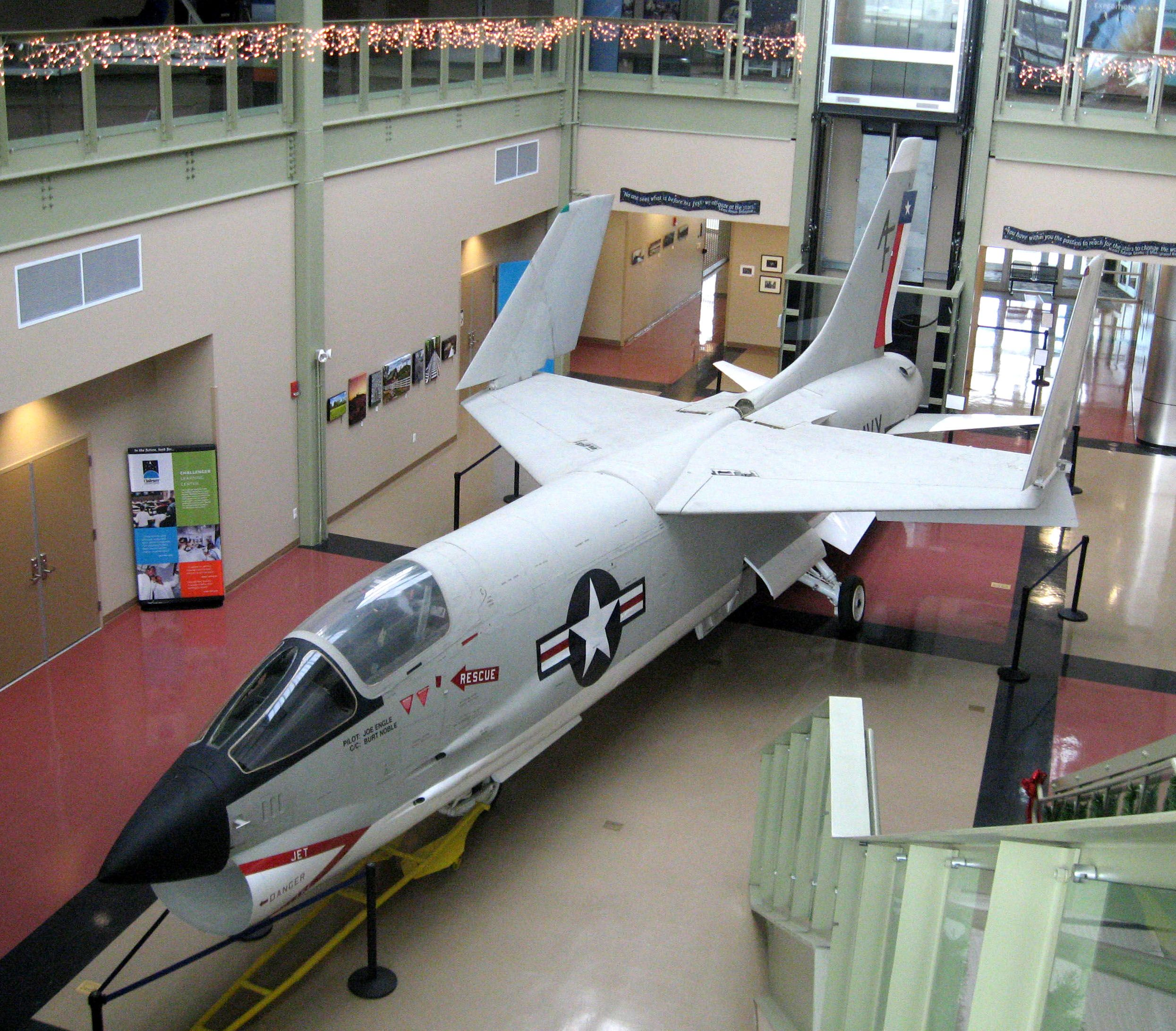 McAuliffe-Shepard Discovery Center | NH   LIVE FREE OR DIE
