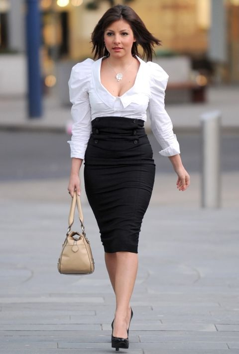 Working Women Have Always Had To Confusion When Selecting Office Formal Outfits For Skirt Modern Trends Made Clothes Very Stylish And