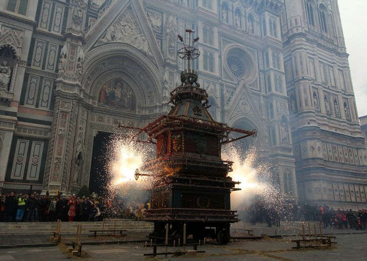 Italy in April Festivals and Celebrations Italy