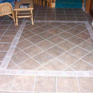 Diamond Shaped Floor Tiles Tile Floor Flooring Tiles