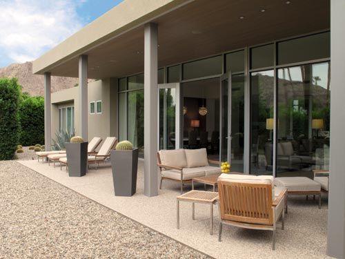 palm springs ideas para casas modernas para interiores y exteriores arquitectos palmas exterior in california porch