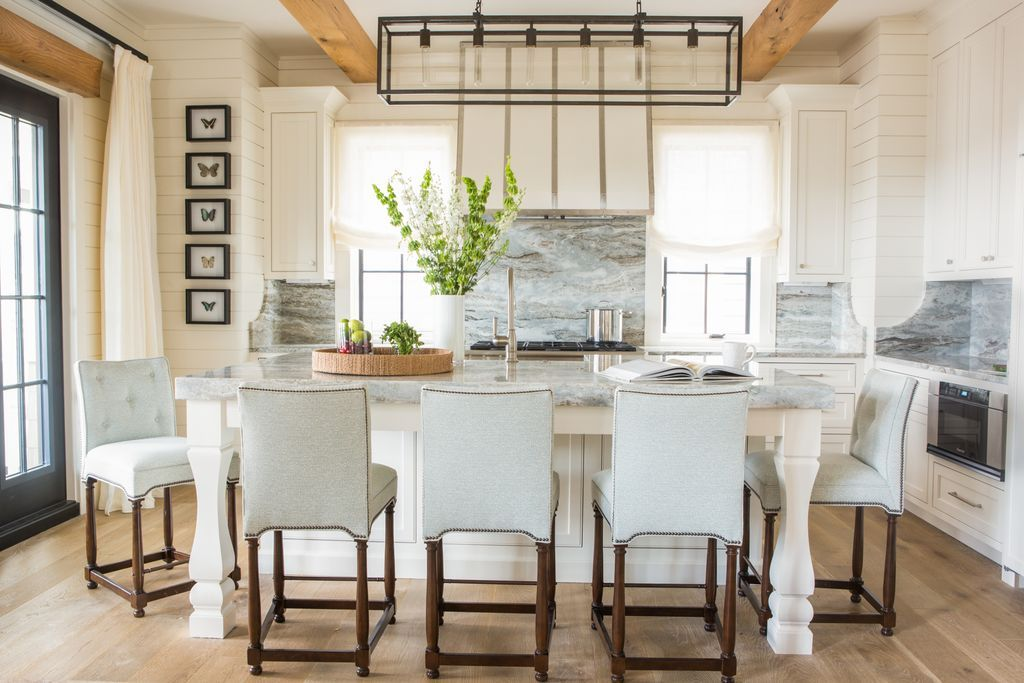 Phenomenal Kitchen With Hickory Chair Marit Counter Stools Kitchen Ibusinesslaw Wood Chair Design Ideas Ibusinesslaworg