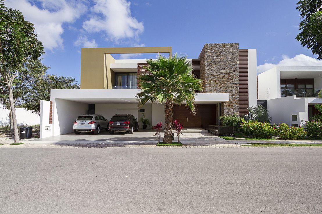 Qu bonita esta casa en yucat n como me la recet el for Casa moderna 44 belvedere