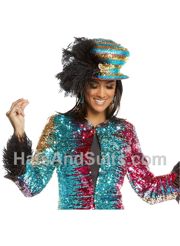 H11719 DonnaVinci Couture HATS FH18 Church Hat   Couture
