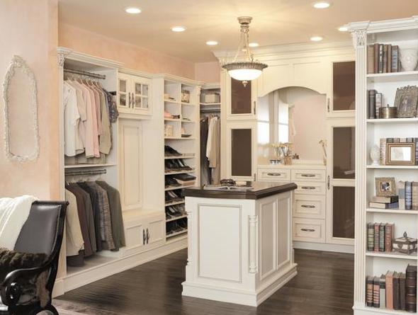 Bedroom Closet Design Walkin Closet  Closets  Pinterest  Master Closet Lofts And