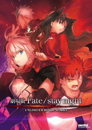 Pin by Richard Jacobs on movies i love | Fate stay night