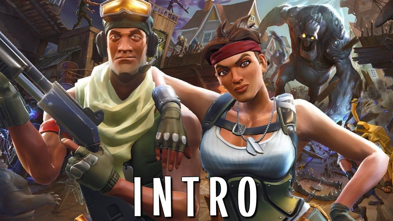 Fortnite Save The World Story Mode Campaign Walkthrough Gameplay