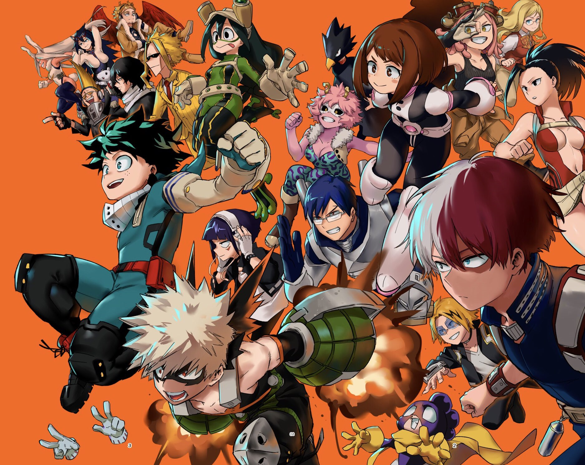 Pin On My Hero Academia Discover more posts about shie hassaikai. pinterest
