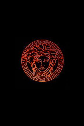 Versace Logo IPhone Wallpaper Download