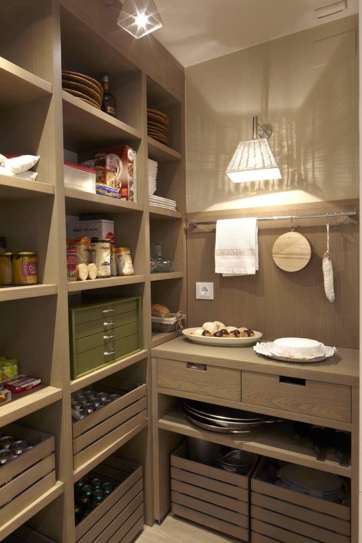 Cocina de diseño atemporal de DEULONDER arquitectura domestica ...