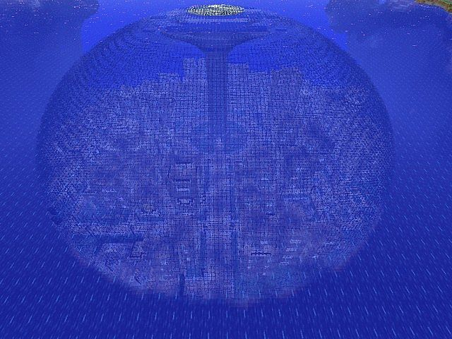 Atlantis City Minecraft Project