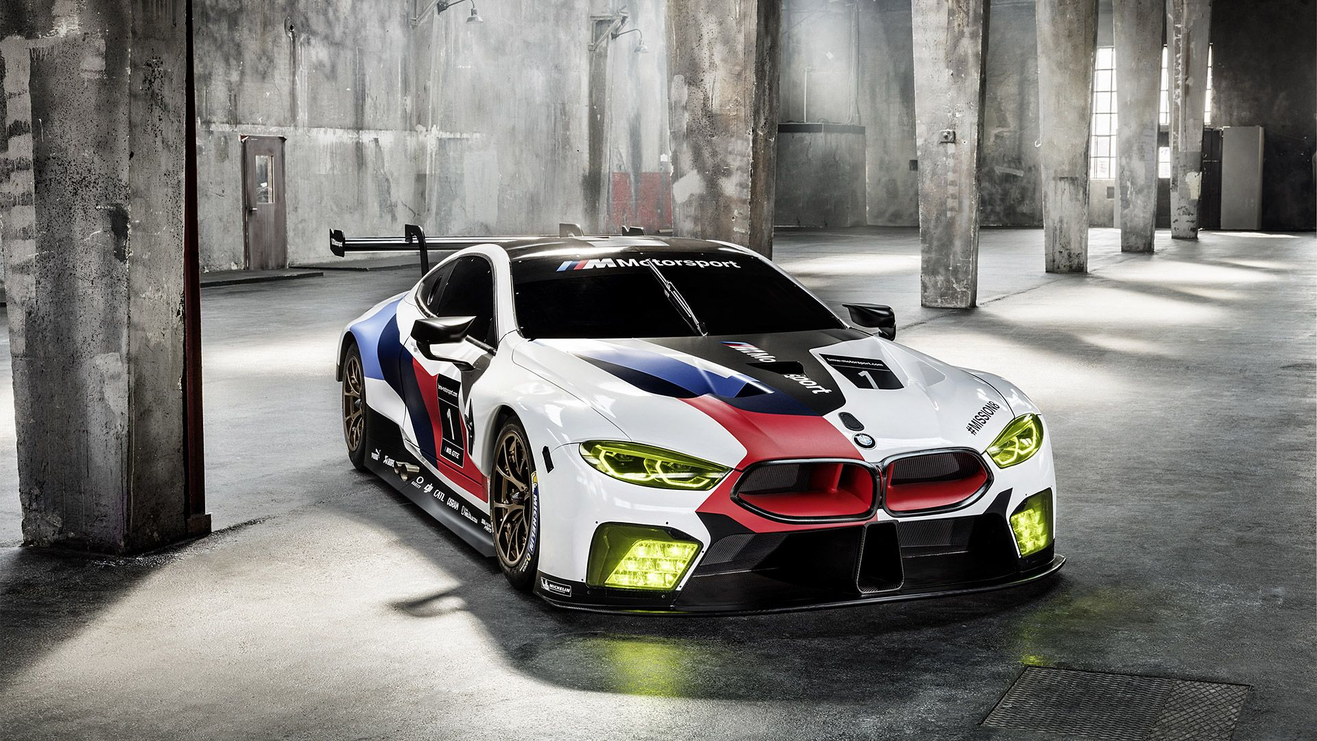 2018 Bmw M8 Gte With Images Cool Sports Cars Race Cars Car