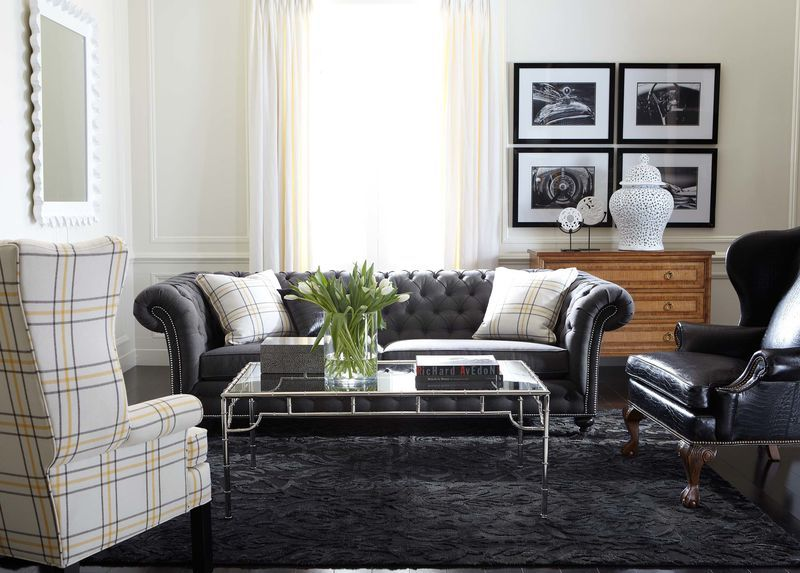 Sofa Tables Buy Ethan Allen us Mansfield Sofa Quick Ship or browse other products in Sofas u Loveseats