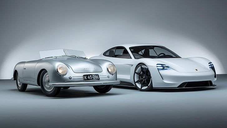 HD wallpaper: Porsche Mission E, 4K, Concept cars, Porsche 356, motor vehicle | …