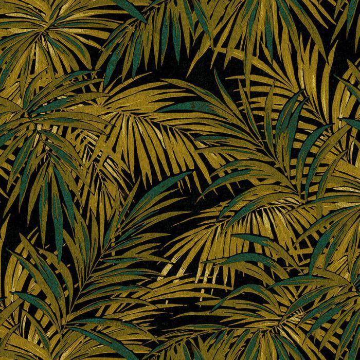 Butterfly Palm Fabric in Maize   High Quality Velvet Upholstery Fabric   Eclectic Fabric #velvetupholsteryfabric
