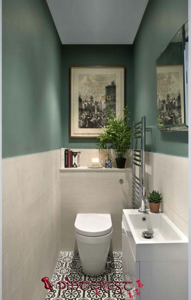 Schönes Modernes Badezimmer