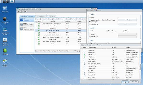 Synology-nas als vpn-server: zo pak je het aan | WINMAG Pro