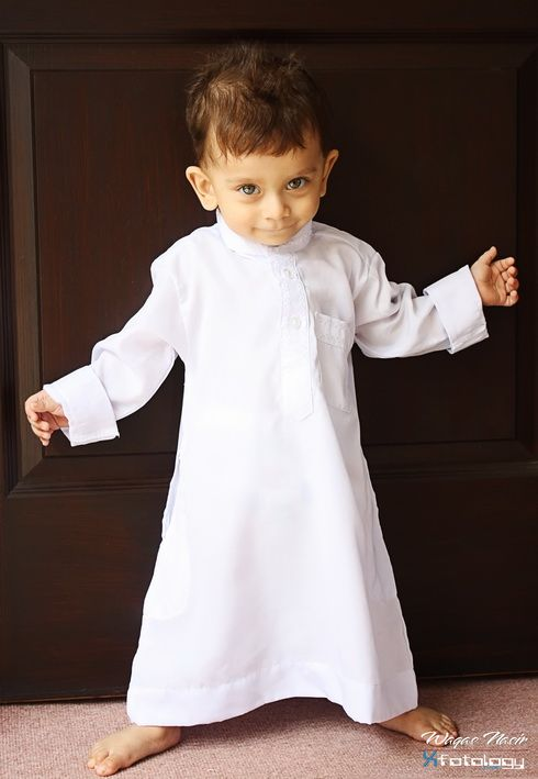 e0a289d2e baby thobe | Kids Photography | Arabic Dress Thobe | kids fashion ...