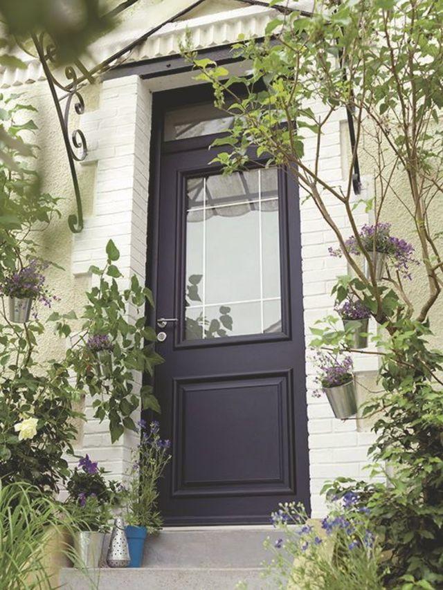 Best 10 porte entree maison ideas on pinterest porte d - Porte d entree moderne ...