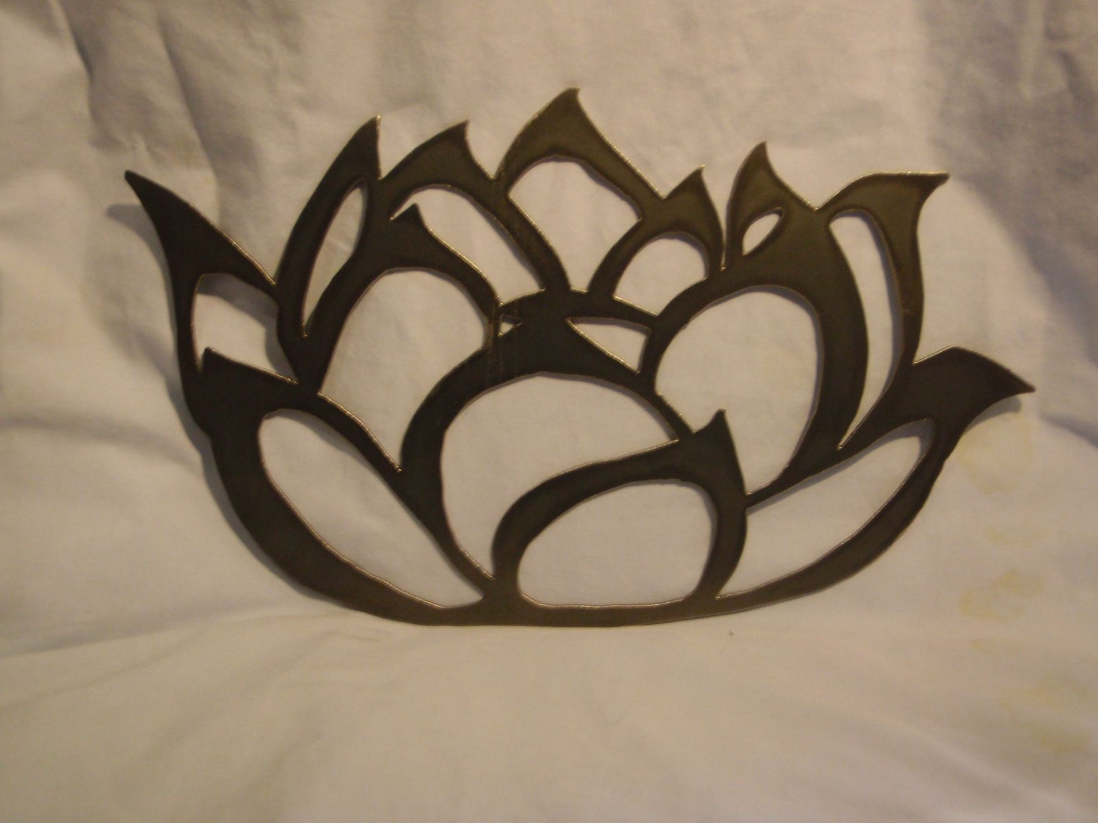 Hand Drawn Lotus Flower In Metal Products I Love Pinterest