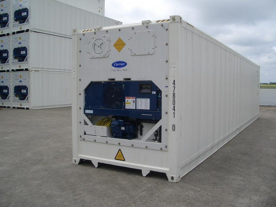 Image Result For Reefer Container Reefer Container Container Storage