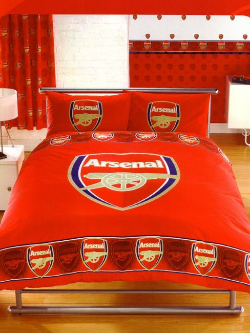 Best Minimalist Arsenal Bedroom Decorations Theme Bedroom 640 x 480