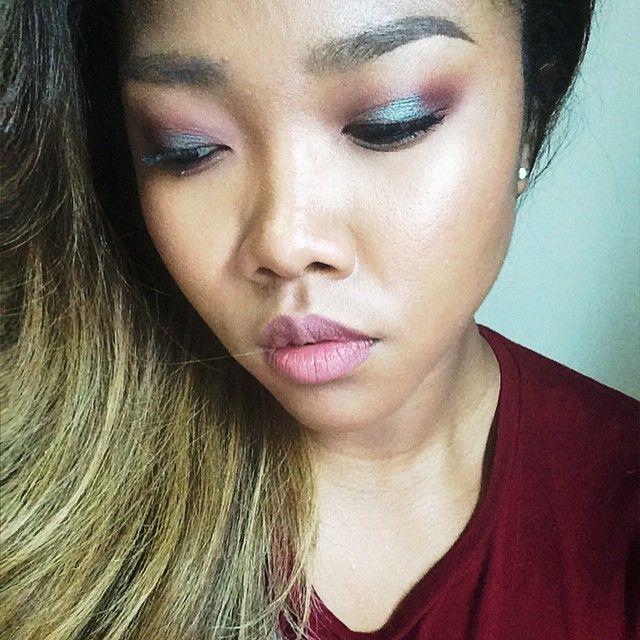 Makeupgeek pigment in Insomnia with bitteb eyeshadow by makeupgeek as well ! http://heyheygorgeous.blogspot.com/