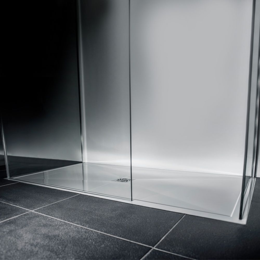 The ultimate modern low profile polished stone resin rectangle ...