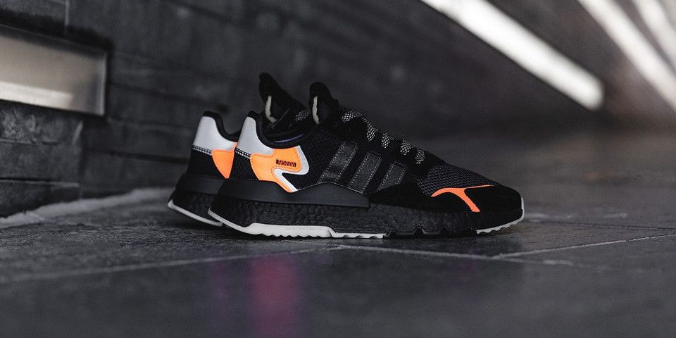 sale retailer 424cf 534d8 An Exclusive First Look at the adidas Nite Jogger