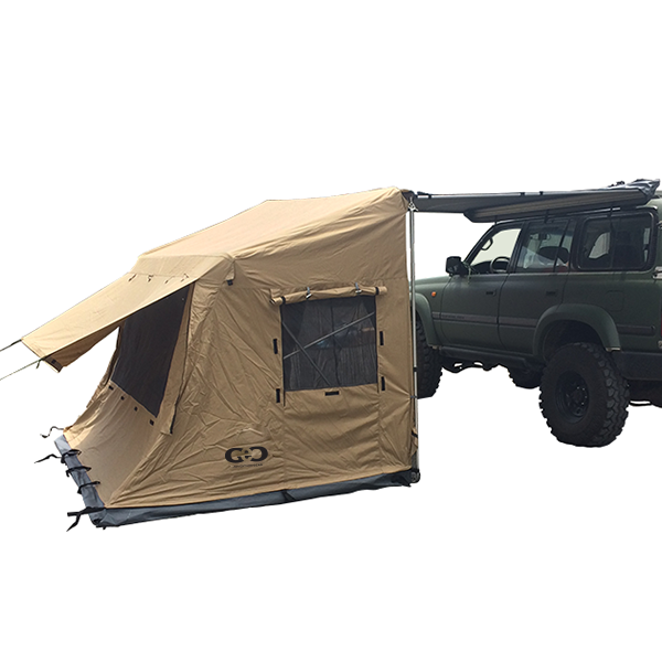 Geo Adventure Gear Awning Tent Is Made From The Same Rip Stop Polycotton Canvas That Is Used For Our Awning Products The Tent Adventure Gear Camping Backpack