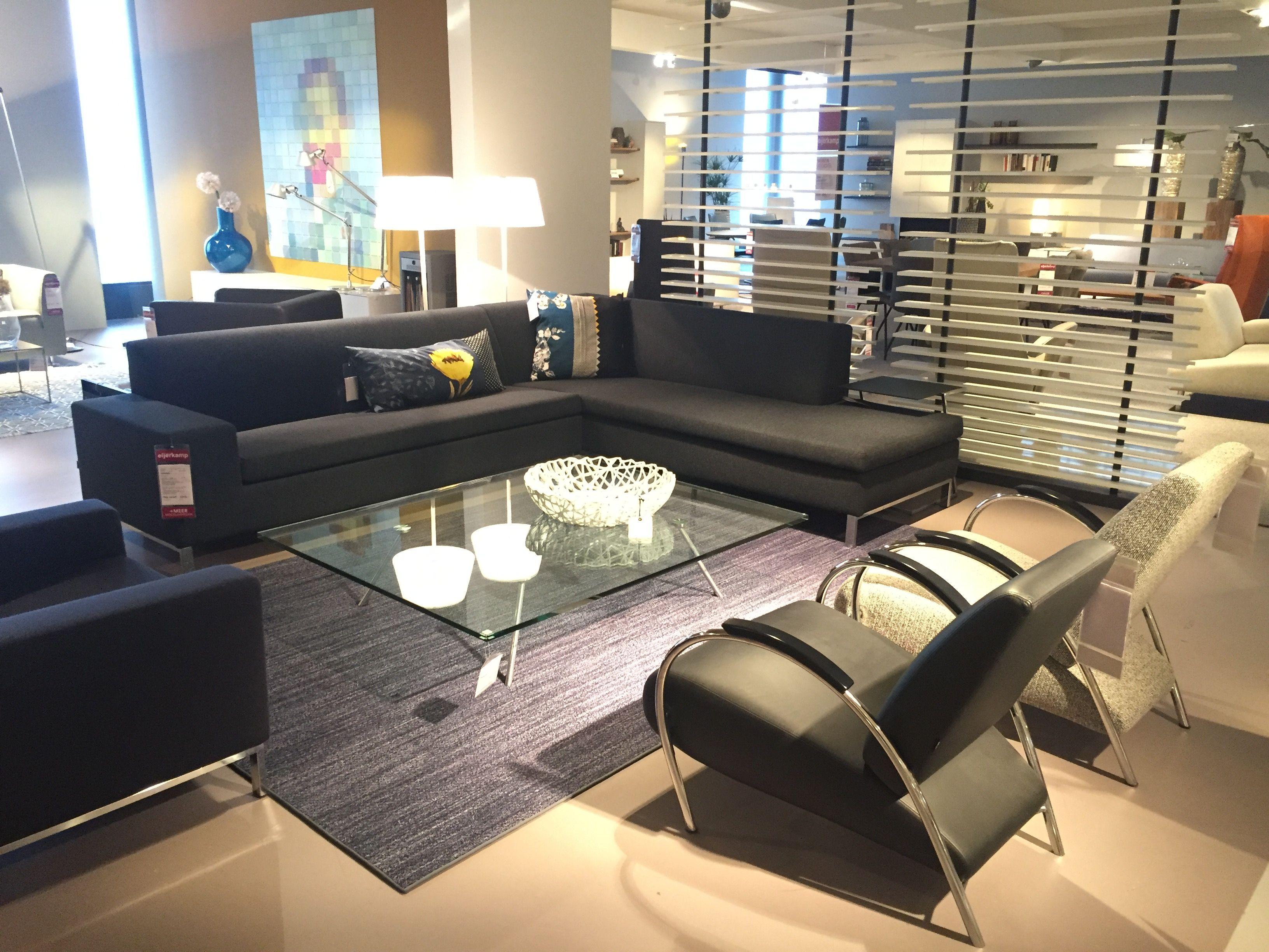 Gelderland bank 7610 en fauteuil 5770 by Jan des Bouvrie @eijerkamp ...