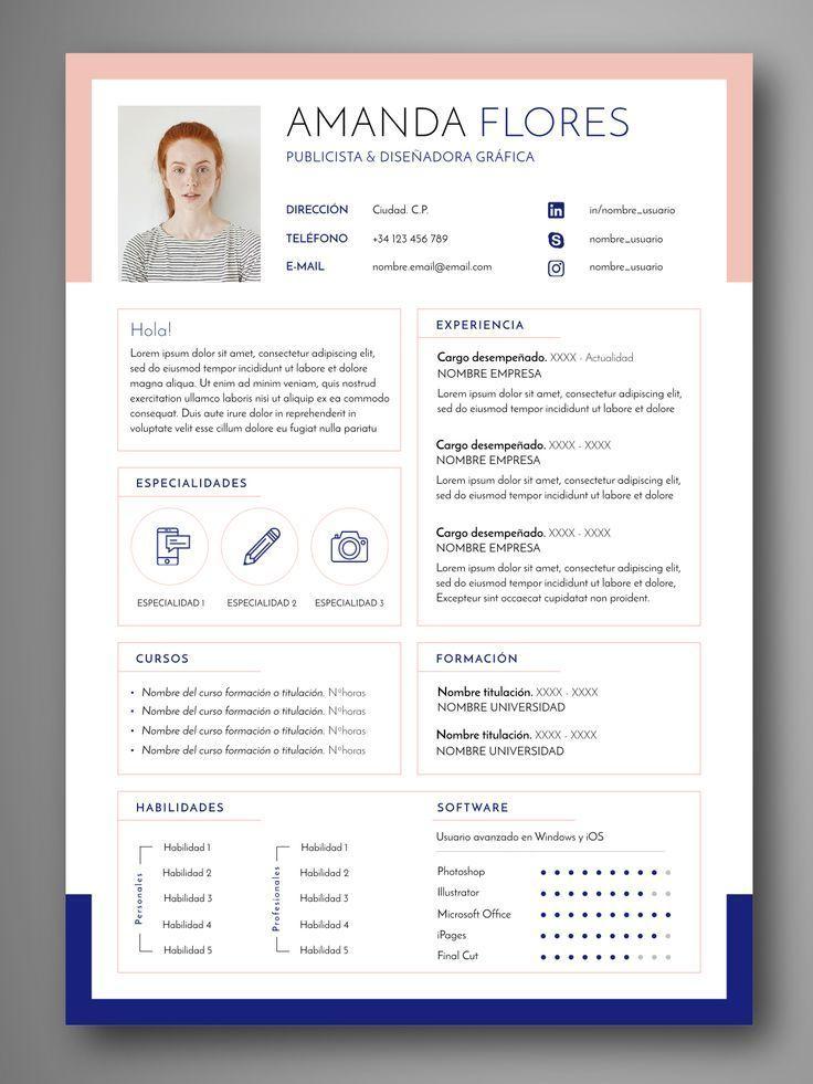 Resume Infographic 3f51371dcad7b0d4347a27d8e1369466cv Jpg 736981 Cv Kreatif Desain Cv Kreatif