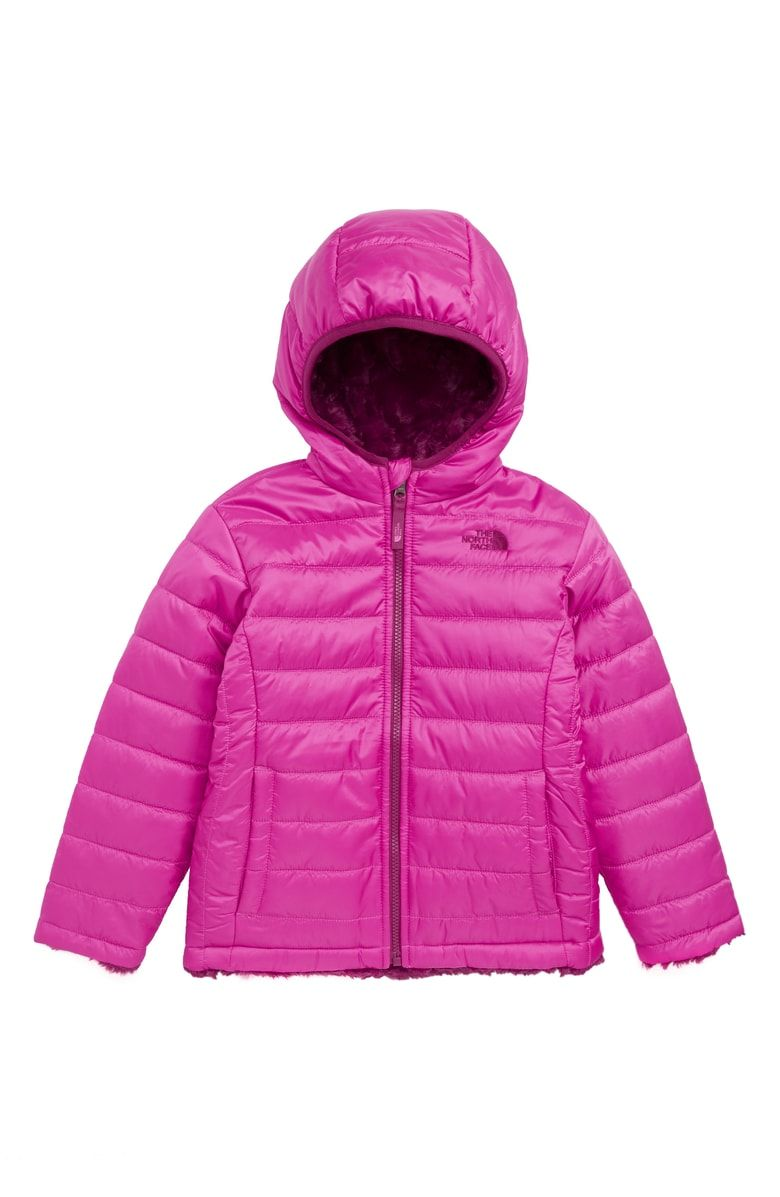 lowest price a6179 cc18e Free shipping and returns on The North Face Mossbud Swirl Insulated Reversible  Jacket (Toddler Girls   Little Girls) at Nordstrom.com.