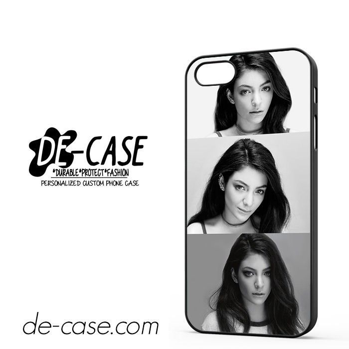 Lorde Pictures DEAL-6648 Apple Phonecase Cover For Iphone SE Case