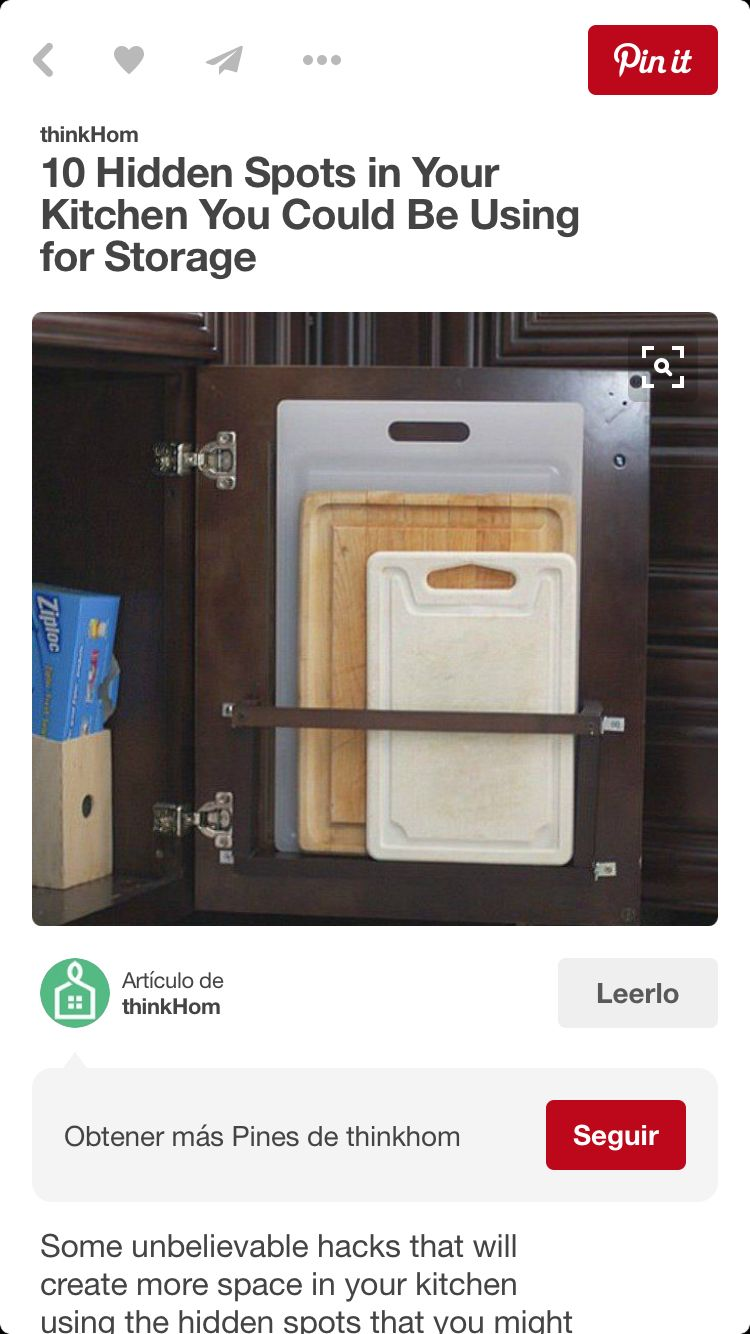 Puerta | Things to Make for home | Pinterest | Cocinas, Hogar y ...