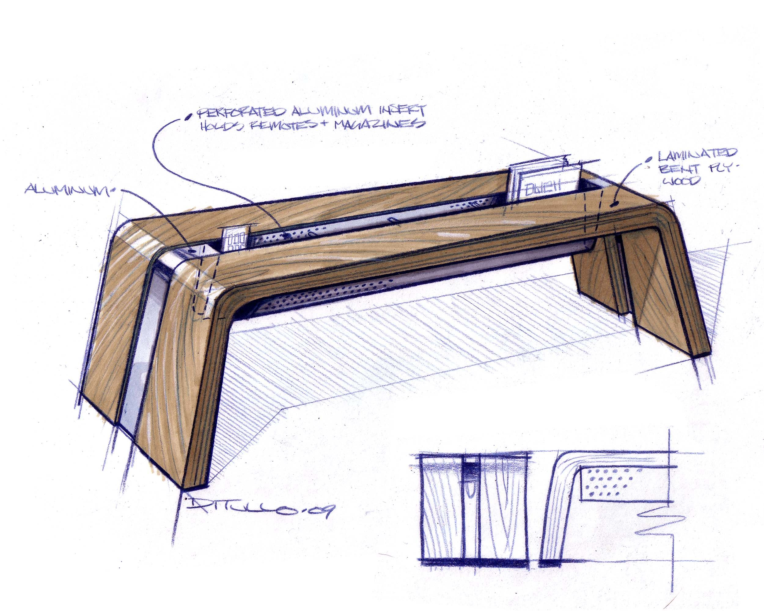 Modern Furniture Sketches furnituremichael ditullo at coroflot | charakter design