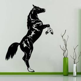 Adesivo de parede - Cavalo