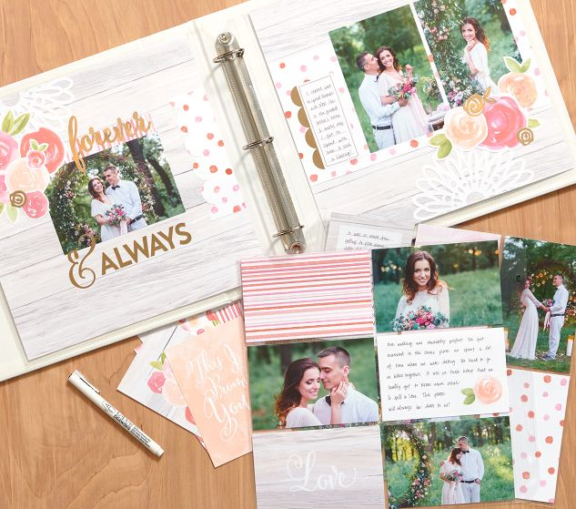An Affordable Scrapbooking Kit For Beginners All You Need Is