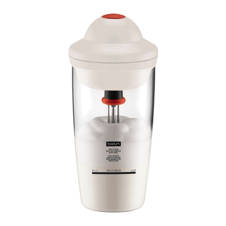 BODUM LATTE Milk Frother, Battery Operated, 0.2 L, 6 Oz