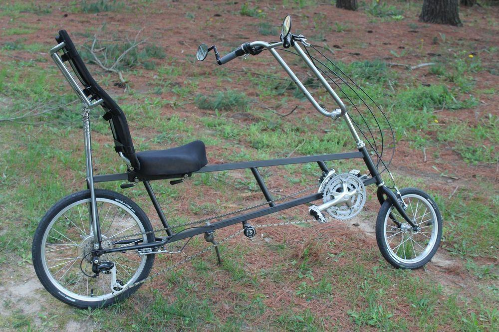 Sun Ez 1 Super Cruzer Recumbent Bicycle
