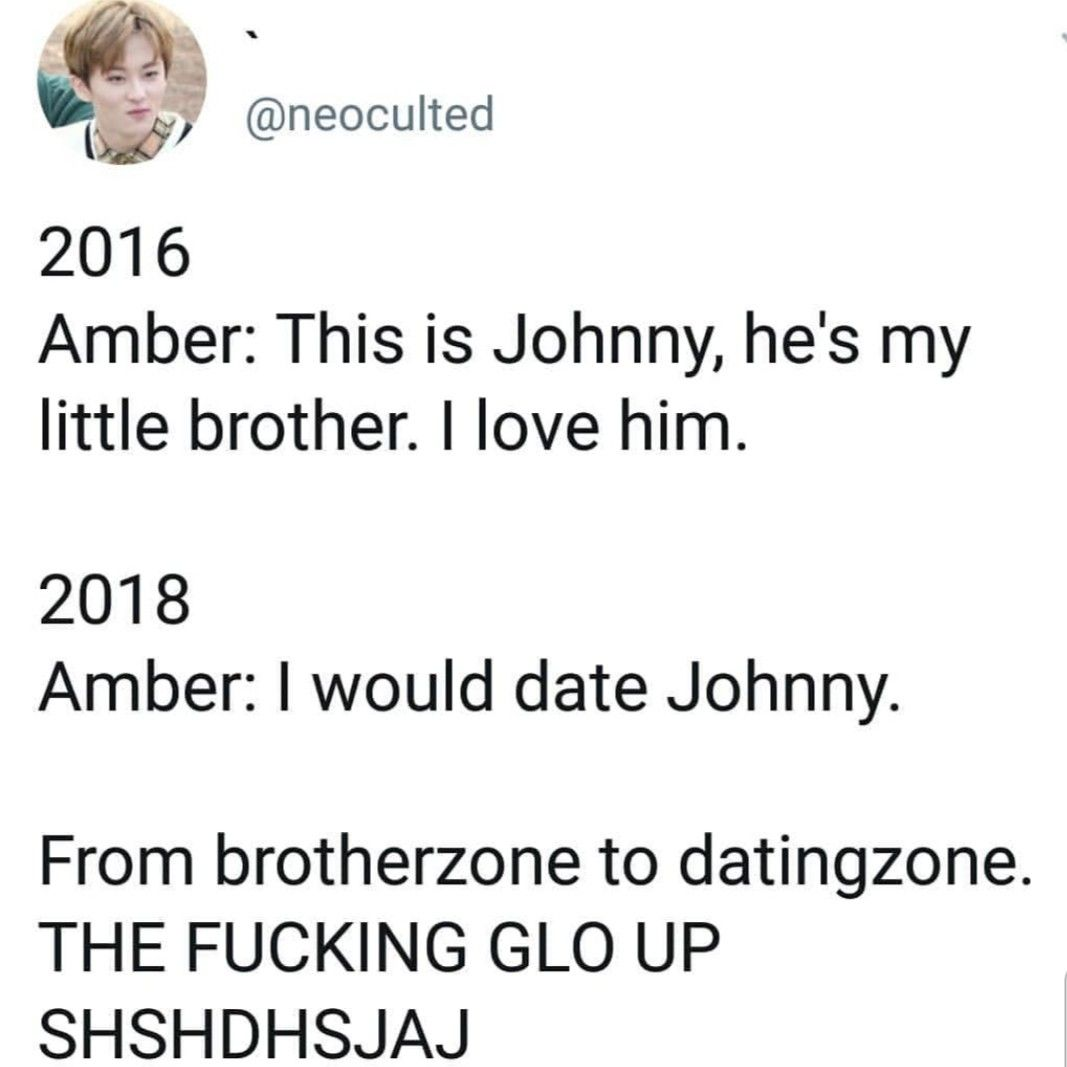 Amber dating kpop