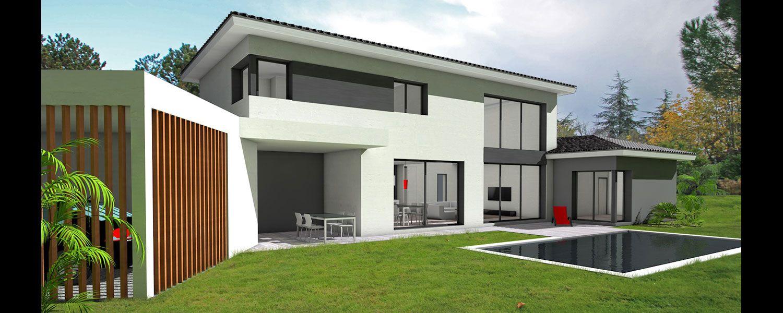 Architecte toulouse maison contemporaine ventana blog - Architecte toulouse maison contemporaine ...