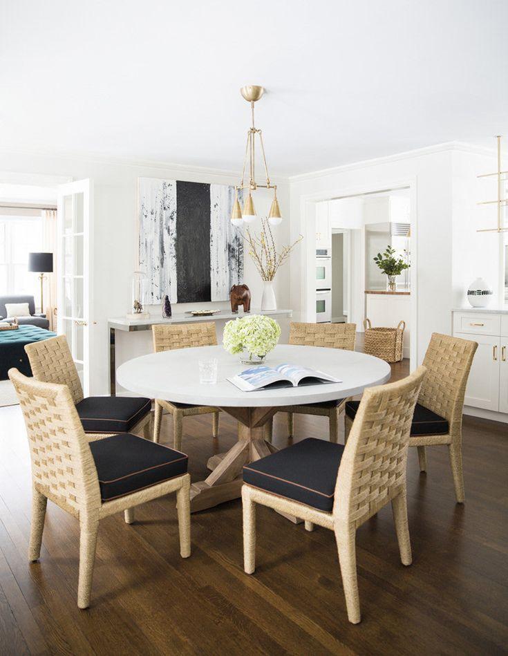 chicago five-bedroom home rehab #SOdomino #room #interiordesign #furniture #property #table #building #floor #diningroom #chair #kitchen&diningroomtable