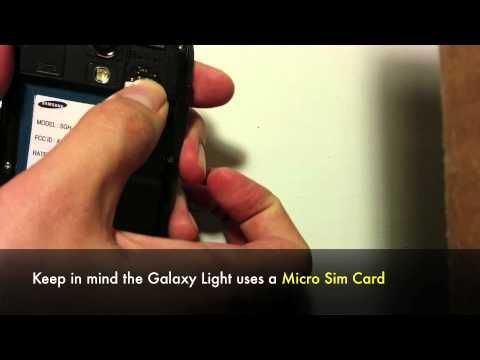 Unlock Galaxy Light from T-Mobile | Samsung Unlocking, Hacks, Tips
