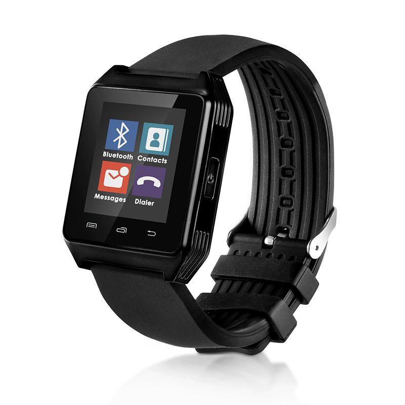 Q7 Limited Time Special! Unisex Black Strap Watch-Wm3326blk-003