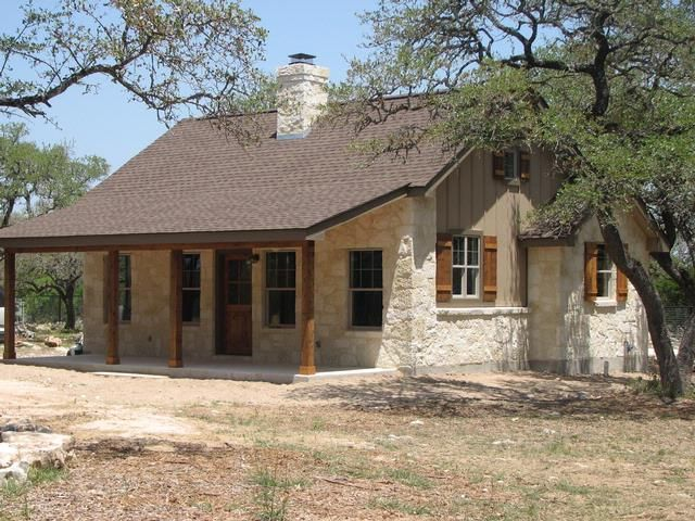 Custom home builder in the hill country of boerne texas for Hill country stone