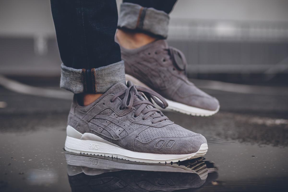 asics gel lyte 3 aluminum | Sneakers
