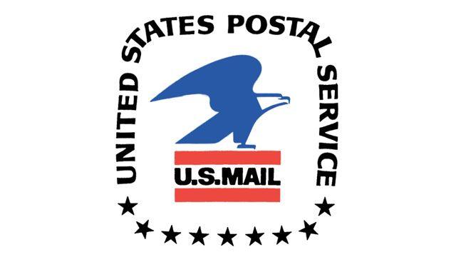 1970 The United States Postal Service Logo Raymond Loewy Postal Service Logo United States Postal Service
